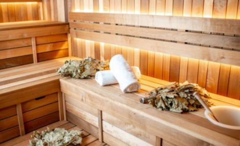 Entretien et maintenance de votre sauna